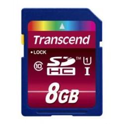 SD kártya Transcend 8GB