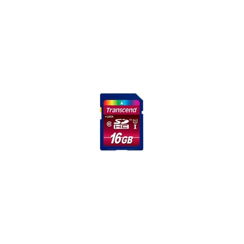 SD kártya Transcend 16GB