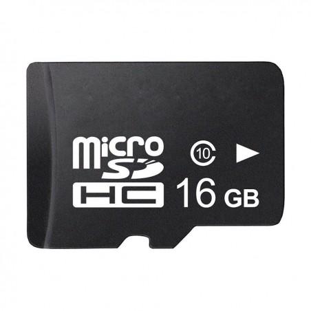 Memória kártya microSD 16GB